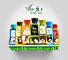 Hair oils are a need for anyone and everyone. If you're going to use them, what better than herbal hair oils?  Veola brings you completely herbal hair oils made from nature's choicest ingredients like Amla, Almond, Coconut and Olive, amongst others. Start nourishing your hair with these oils and watch them grow healthy, strong and shiny naturally!