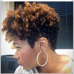The hair cuts natural tapered twa ideas # the # natural . - The hair cuts natural tapered twa ideas # that # natural - Cute Short Natural Hairstyles, Short Natural Styles, Natural Hair Cuts, Natural Hair Journey, Black Hairstyles, African American Natural Hairstyles, Tapered Natural Hairstyles, Natural Curls, Hairstyles 2016