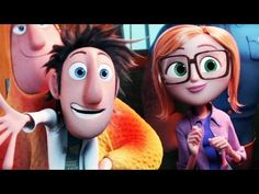 Cloudy with a Chance of Meatballs 2 Trailer 2 Official 2013 Movie [HD] - YouTube