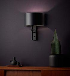 ARMOUR Vägglampa Svart Decor, Wall Lights, Sconces, Wall, Home Decor, Light