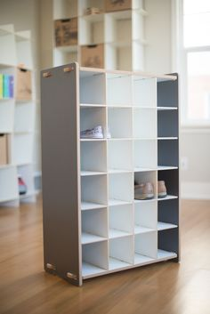 Sprout Kids Shoe Rack, great size for all the family's shoes.