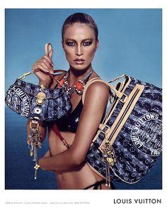 Louis Vuitton denim