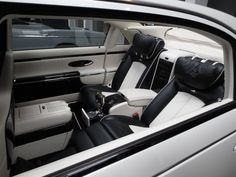 Maybach 62s Hire.  The best seat in the house!  www.OpulentlyDriven.com
