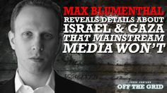 Jesse Ventura and Max Blumenthal Reveal Details About Israel and Gaza Th...