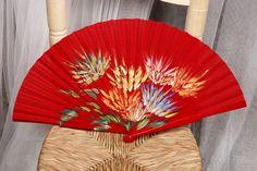 Abanico Rojo (medio pericón)