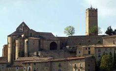 Sos del Rey Católico: iglesia parroquiala de san esteban
