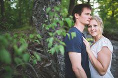 Engagement session around the swiss lake Walensee by  Pascal Landert | Documentary Wedding Photographer | pascallandert.com