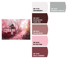 Paint colors from Chip It! by Sherwin-Williams Pink Grey, Gray, Red Colour Palette, Homburg, Grey Clouds, Paint Samples, Grey Paint, Color Pallets, Good To Know