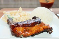 Creole Contessa: Smoked Huli Huli Chicken