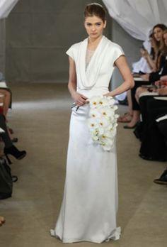 CH Carolina Herrera Dresses | CAROLINA HERRERA RUNWAY SHOW