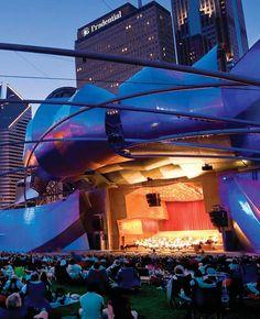 The Grant Park Music Festival