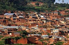 Kampala, Uganda, I love the drive from Entebbe airport to Kampala the red earth is amazing. Uganda Travel, World Geography, World Photo, Everywhere You Go, East Africa, Countries Of The World, Kenya, Rooftop, Wonders Of The World