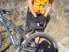 Early #FenderBag prototype Tool Kit, Mountain Biking, Touring, Bag Accessories, Bicycle, Bike, Bicycle Kick, Bicycles