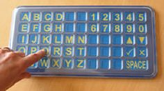 The FAB Tabletop Matrix keyboard layout