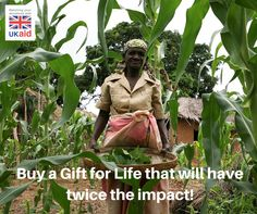 Buy a Gift for Life that will make twice the difference until 31 August! Don't miss out on the chance to help people in Mozambique.  http://www.tlmtrading.com/categories/feet-first-project/