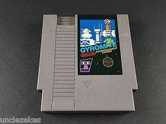 Gyromite NES Nintendo Entertainment System 1985