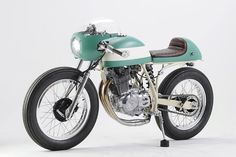 Honda XL500S By Motor Rock