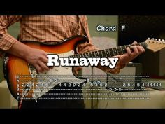 Runaway - Ventures cover with Tabs and Chords, como tocar, lesson, レッスン Guitar Tips, Guitar Songs, Del Shannon, Electric Guitar Lessons, Guitar For Beginners, Greatest Songs, Running Away, Rolling Stones, All About Time