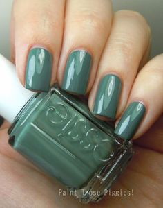 Essie Fall in Line by Paint Those Piggies!