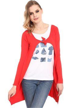 Cardigan,+roz Sandro, How To Wear, Tops, Women, Fashion, Moda, Women's, Fashion Styles, Woman