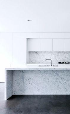 Ian Moore Architects | O'Keefe House #minimal #minimalistgigi | Minimalist GiGi // GiGi