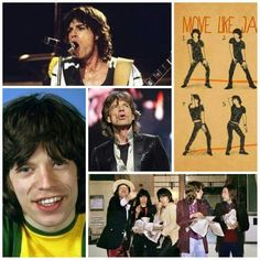 Jagger &The Rolling Stones