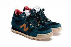 Herschel Supply Co. x New Balance Hiking Boot