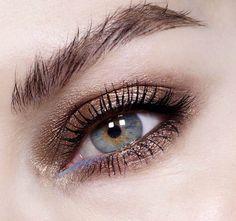Fierce eye in Bronze