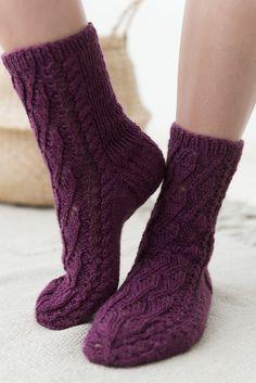 Naisen pitsineulesukat Novita Nalle | Novita knits Knitting Charts, Baby Knitting Patterns, Lace Knitting, Knitting Socks, Knit Crochet, Knit Socks, Knitting Ideas, Lace Socks, Mittens