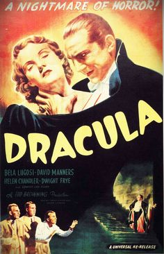 Dracula posters for sale online. Buy Dracula movie posters from Movie Poster Shop. We're your movie poster source for new releases and vintage movie posters. Halloween Movies, Scary Movies, Old Movies, Vintage Movies, Great Movies, Halloween Vampire, Vintage Halloween, Best Movie Posters, Classic Movie Posters