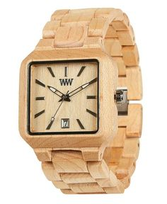WeWood watch METIS BEIGE | ☼ Watches | Studio ArtStyles