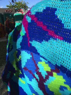 Art Basel Miami 2013 #yarn