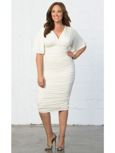 11 all white fashion finds you can rock now! | rock, clothes and curvy