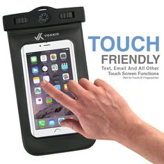 ✓ Touchscreen Works Even Underwater – letting you click as many pictures and videos you like http://voxkin.com/product/universal-waterproof-case-for-iphone-6s-6-6-plus-5-5s-4-galaxy-s6-s5-note-4-lg-g4-htc-etc/