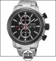 Seiko Reloj de cuarzo SNAF47P1 Metal 45  mm de  ✿ Relojes para hombre - (Gama media/alta) ✿