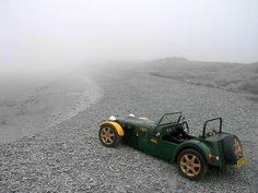 caterham Lotus seven roadster