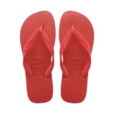 ddd058c4fb9415 HAVAIANAS TOP SANDAL RUBY RED.  havaianas  shoes  all Flats