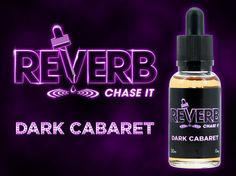 "The newest addition to our Reverb line of e-liquid:  *1st Place - West MI VaperFest 2015, ""Best Flavor Competition"" Winner*  DARK CABARET IS HERE....     Luxurious dark chocolate blended with a lightly-roasted almond, suggesting a salty sensation. Dark Cabaret finishes with a splash of sweet, tart blueberries creating a complex and decadent flavor profile."