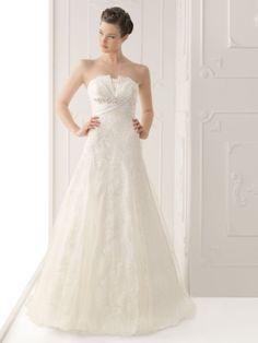 SIMONE   Wedding Dresses   2012 Collection   Alma Novia