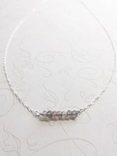 A personal favorite from my Etsy shop https://www.etsy.com/listing/524404354/labradorite-necklace-sterling-silver