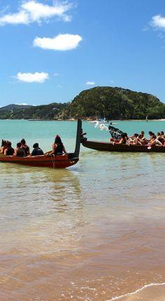 Waka @ Waitangi, Northland, New Zealand