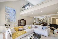Home decor ideas from Sotheby's Realty portfolio Decor Ideas, Couch, Interiors, Interior Design, Furniture, Home Decor, Nest Design, Settee, Decoration Home
