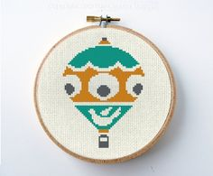 contemporary embroidery | Like this item?