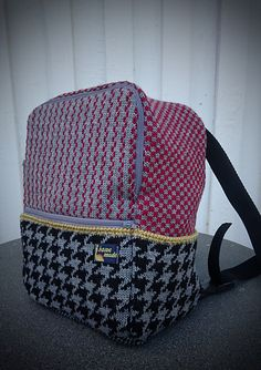Ravelry: AnnikaO's City-backpack