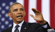"""أوباما يلعب الجولف بعد عودته من جولة…: ذكر موقع """"ذَا هيل"""" الإلكتروني أن الرئيس الأميركي باراك أوباما غادر البيت الأبيض بعد ظهر أمس الجمعة…"""