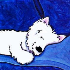 Dog Tired #2 - by KiniArt from Cartoon amp Illustrative Work Art ...