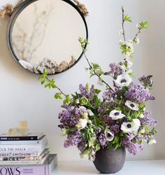 How To Arrange Flowers (And Make Them Last!)