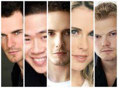 Jungle Fury Cast Power Rangers Jungle Fury, Go Go Power Rangers, Pawer Rangers, Jungles, Collages, Tv Shows, It Cast, Fandom, Collections
