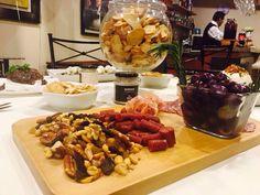 Piqueos / quesos / dips  DELI  THE CHIC CUISINE  TCC