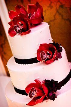 Gorgeous white cake